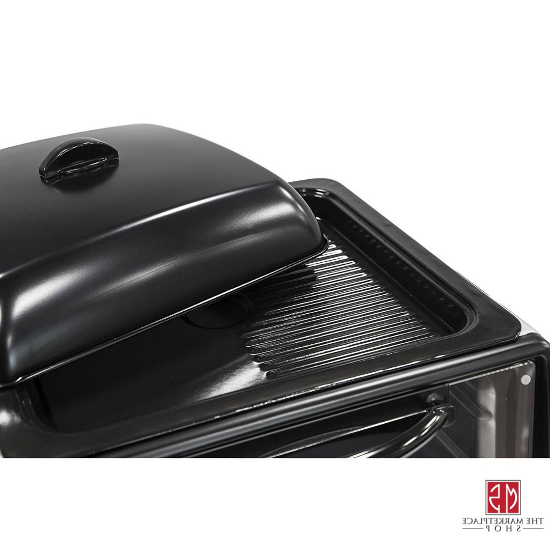 Toaster Rotisserie Grill Electric ALL-IN-ONE Kitchen Cooking