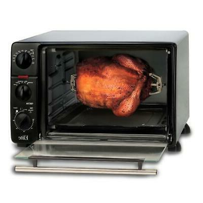 Rotisserie Grill Oven Toaster