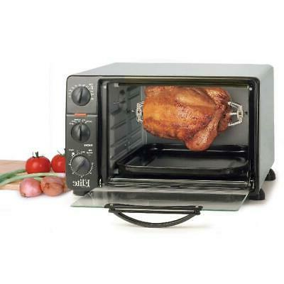 rotisserie grill electric roaster oven convection toaster