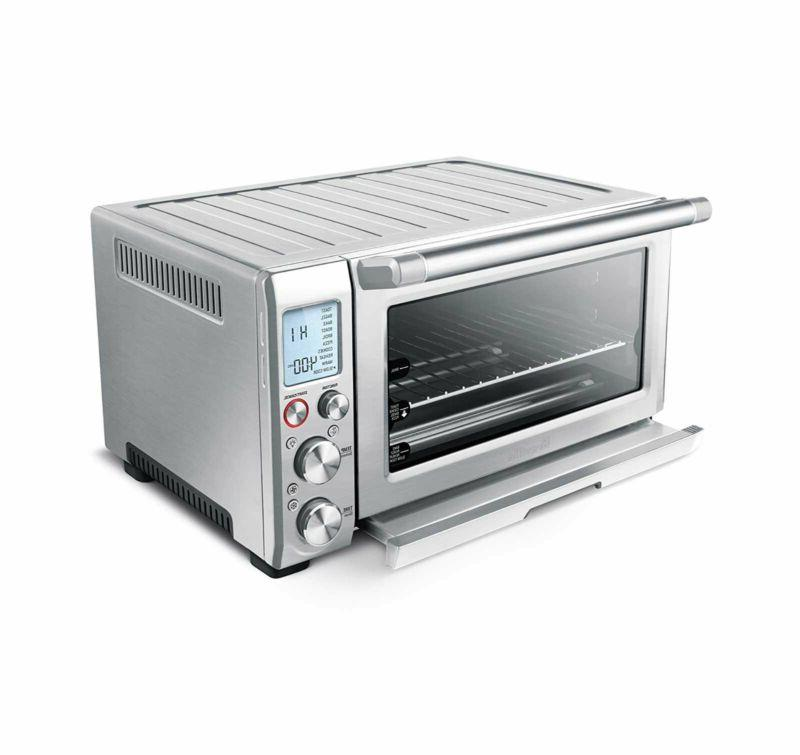 Smart Oven Pro Convection Toaster Oven With Element