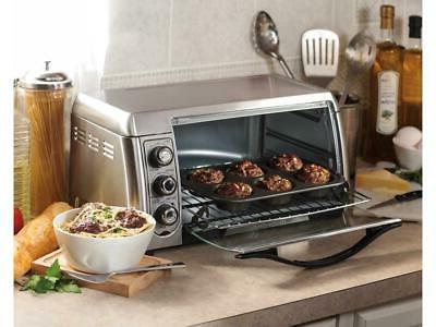 Hamilton Stainless Convection 6 Oven 31333D