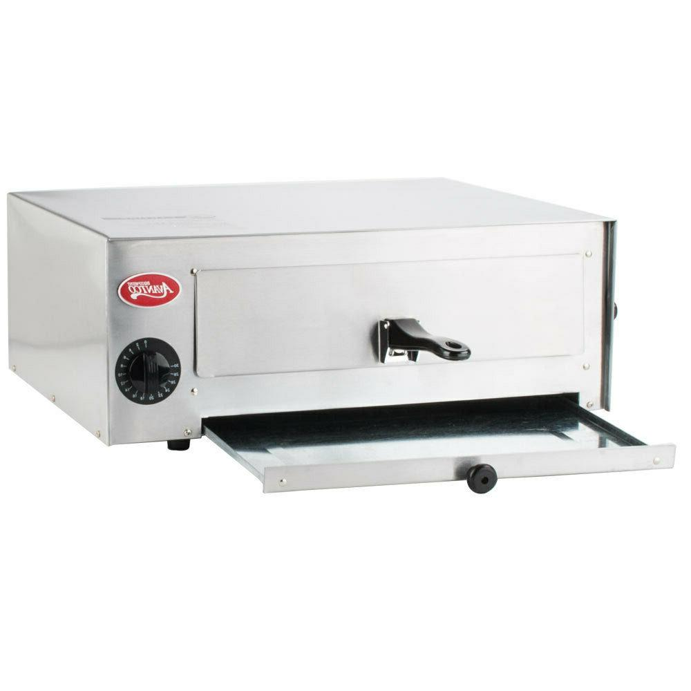 Stainless Steel Pizza Oven Commercial Kitchen Countertop Toa