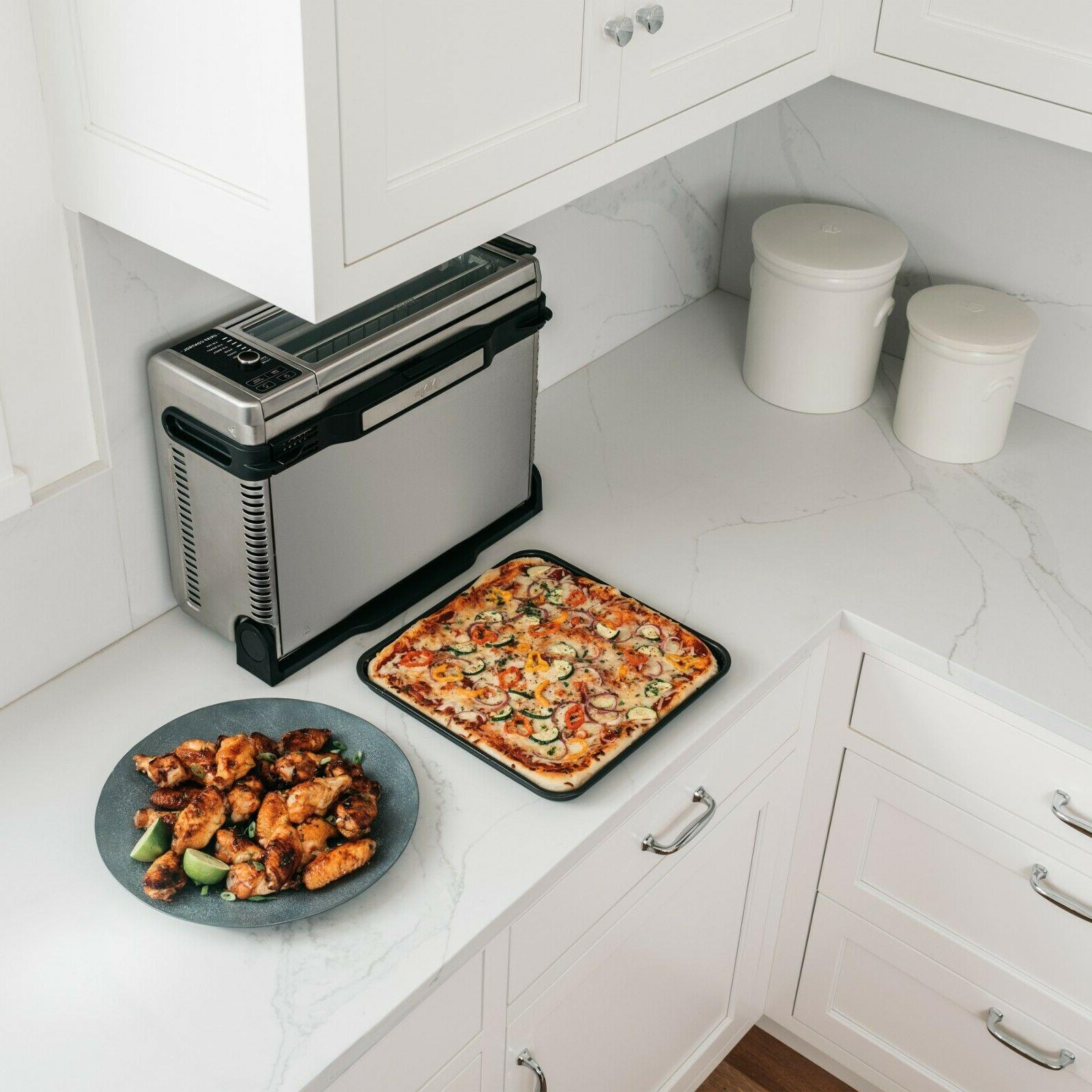 The Digital Air with Convection Flip-Up to