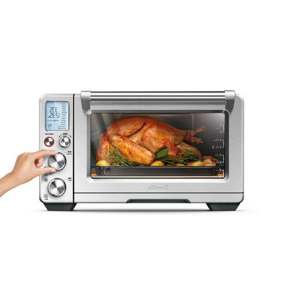 Breville Air Convection Toaster Air Fry Oven BOV900BSSUSC