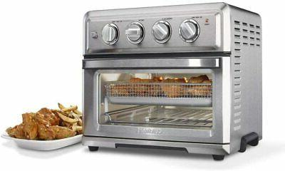 Cuisinart Air Toaster Oven Silver - Certified Refurbished