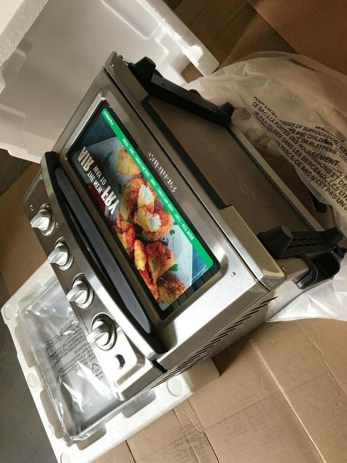 Cuisinart TOA60 Electric Fryer Toaster Oven
