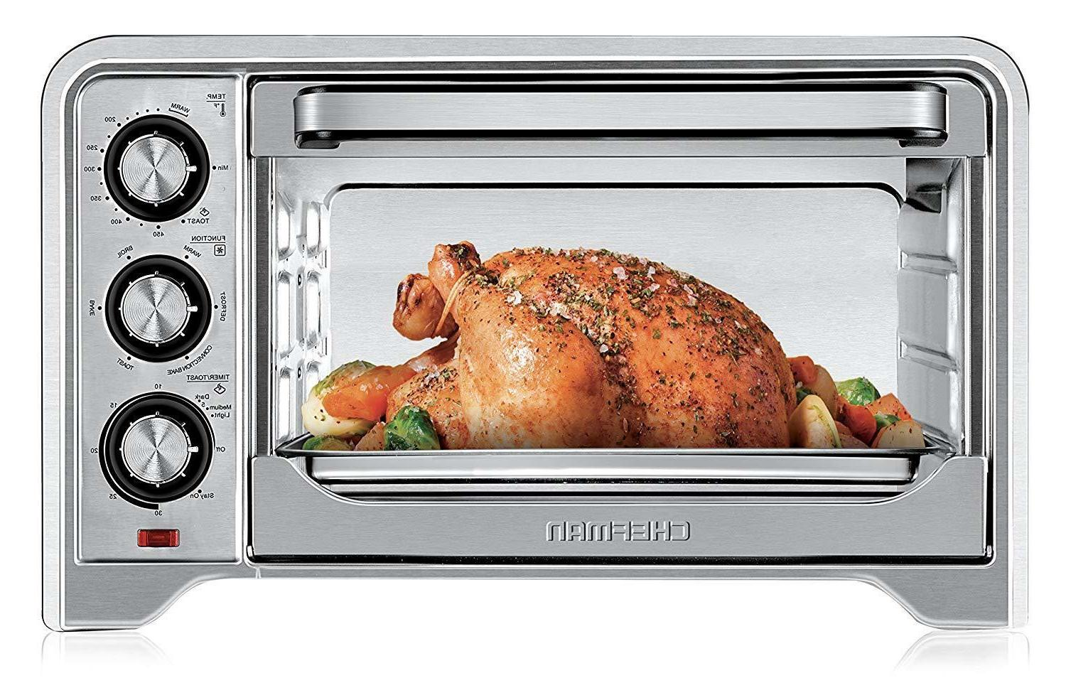 toaster convection oven countertop x large 6