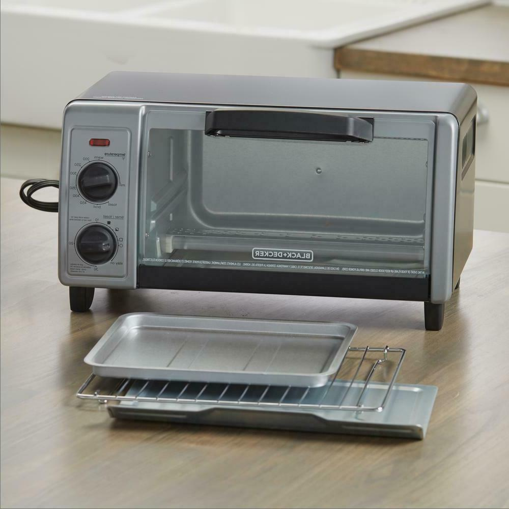 Toaster Stainless Control