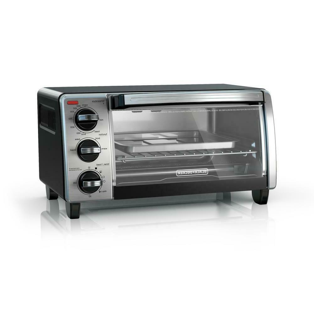 4-Slice Convection Toaster 1150W 30 Min 4 Funtions