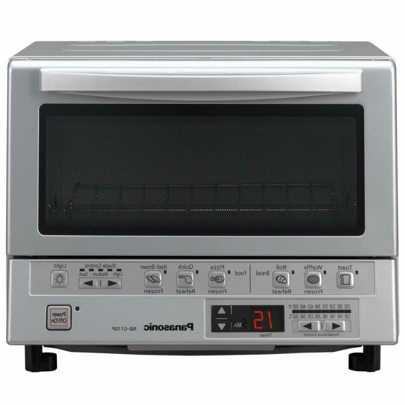 toaster oven nbg110p flashxpress with double infrared