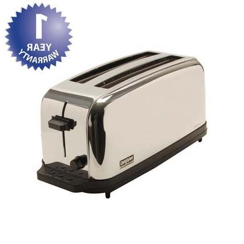toaster produces 60 slices hour