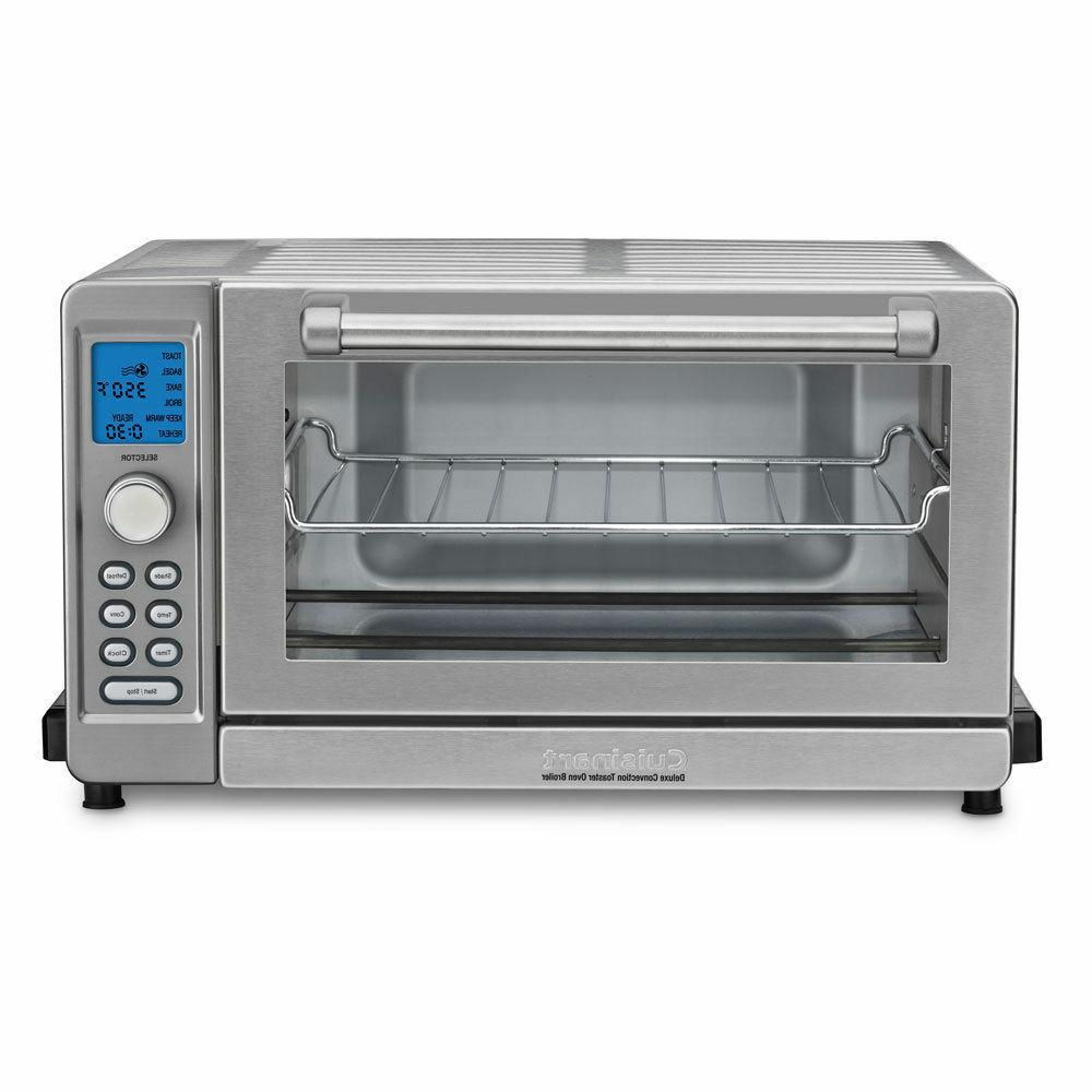 tob 135n deluxe digital convection toaster oven