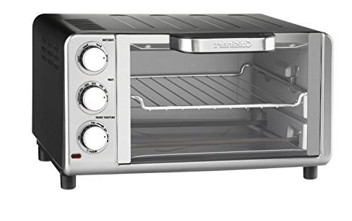 tob compact toaster oven broiler