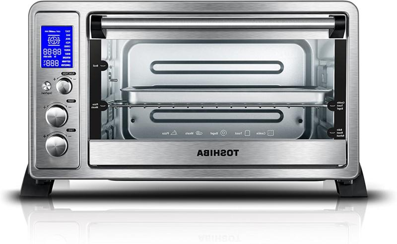 Toshiba Ac25Cew-Ss Oven Convection And 9 Functions,