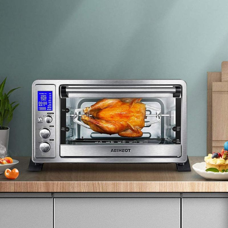 Toshiba Digital Toaster Oven Convection And 9