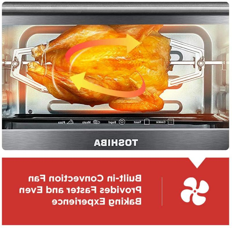 Toshiba Oven Convection And 9