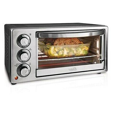 tssttvf817 6 slice convecton toaster oven