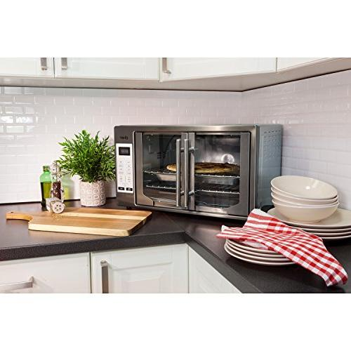 Oster Black Steel Collection Oven,
