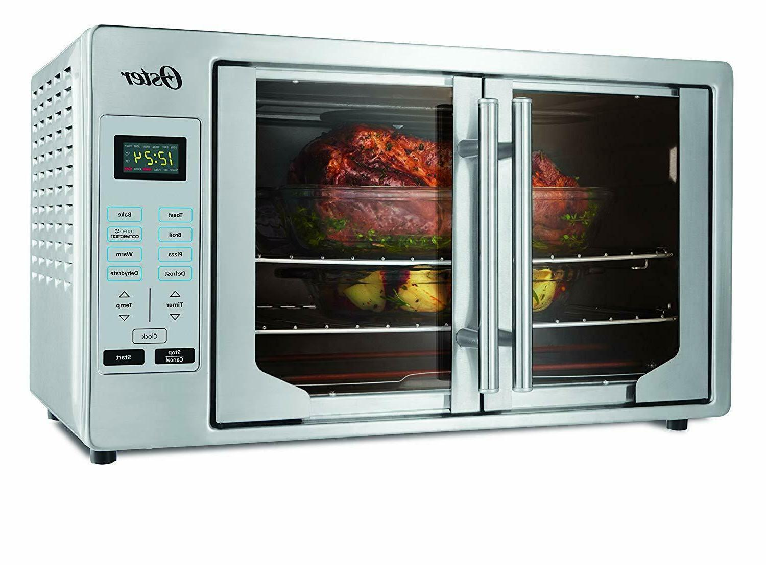 xl digital convection oven w french doors
