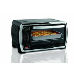 Large Capacity Countertop 6-Slice Digital Convection Toaster