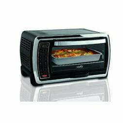 Oster Large Digital Countertop Convection Toaster Oven TSSTT