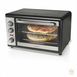 large toaster oven electric countertop kitchen convection