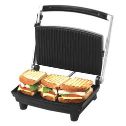 MaxiMatic EPN-501 Elite Cuisine Electric Panini Grill with N