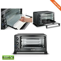 Mechanical Countertop Convection Oven Compact Fast Food Cook