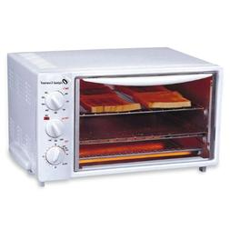 Coffee Pro Multi-Function Toaster Oven with Multi-Use Pan, 1