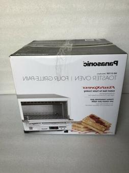 Panasonic NB-G110P Flash Xpress  Programmable Toaster Oven N