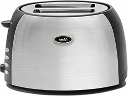 New Oster 2 Slice Toaster Brushed Stainless Steel