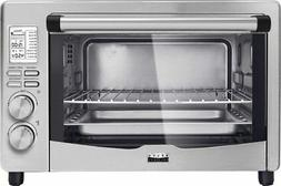 Bella - Pro Series 6-Slice Toaster Oven - Stainless Steel