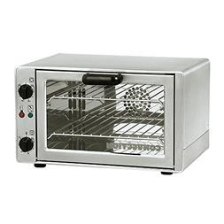 "Equipex  19"" Quarter-Size Electric Convection Oven"