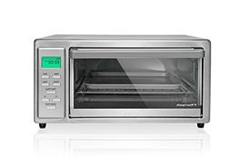 Kenmore 83521 4-slice Toaster Oven in Stainless Steel with P