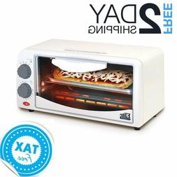 Small Toaster Oven For Small Spaces Mini Compact Tiny Toast