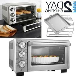 Small Toaster Oven Mini Compact Countertop For Rv Small Spac