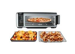 Ninja SP101 Toaster Oven with Air Fryer - Stainless Steel/Bl