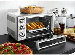 Stainless Convection Oven Toaster Extra Large Counter Top W/