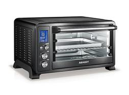 Toshiba® Stainless Steel 6-Slice Digital Convection Toaster
