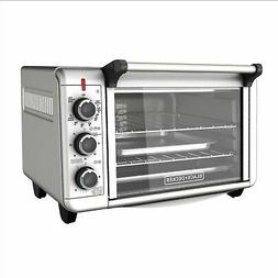 Stainless Steel Convection Countertop Toaster Oven Baking Co