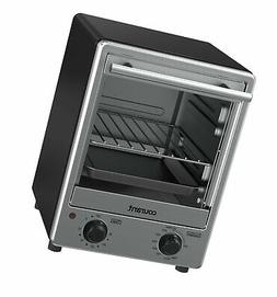 Courant Stainless Steel Toaster Oven with Tempered Glass Doo