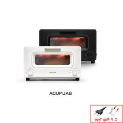 BALMUDA Steam Oven Toaster K01K-KG/WS  Free shipping 220V