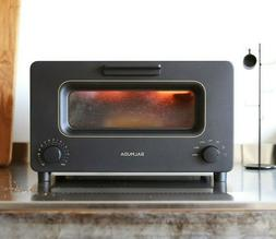 BALMUDA Steam Oven Toaster The Toaster Black K01E-KG Japan D