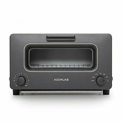 BALMUDA Steam Oven Toaster The Toaster K01E-KG Black Color