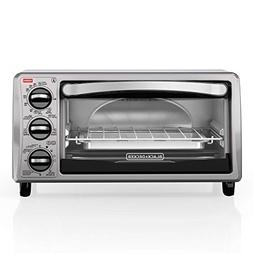 BLACK+DECKER TO1313SBD Decker To1313Sbd 4Slice Toaster Oven,