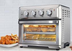 Cuisinart TOA-60 Stainless Steel Convection Air Fryer Toaste