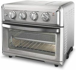 Cuisinart TOA-60FR Air Fryer Toaster Oven Silver - Certified