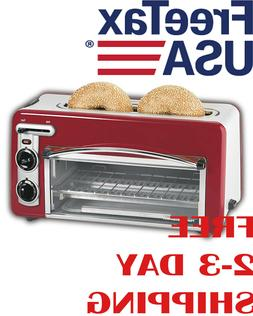 Toastation Oven With 2-Slice Toaster Combo, Ideal, Fries And