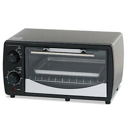 AVANTI Toaster Oven 0.32 cu ft Capacity Stainless Steel/Blac