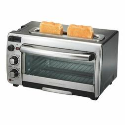 toaster oven 2 in 1 combination auto